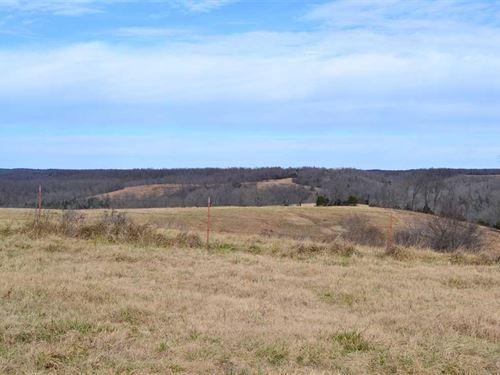 335.5 Acres Cattle Farm & Recr : Yellville : Marion County : Arkansas