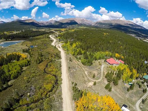 18 Miles From The Most Visited Ski : Alma : Park County : Colorado