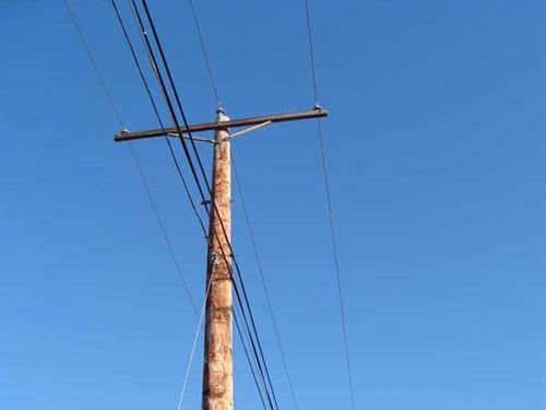 Montell NV Power Near Utah, Idaho : Montello : Elko County : Nevada