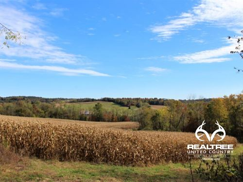 Licking County Ohio Land For Sale : New Plymouth : Licking County : Ohio