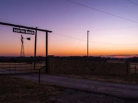 Sunrise Ranch : Sunset : Wise County : Texas