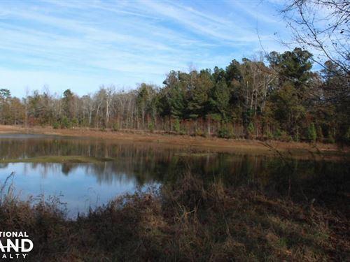 Girard Hunting Retreat : Girard : Burke County : Georgia