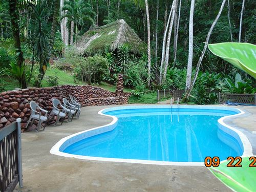 Rio Santiago Nature Resort : Santa Ana : Honduras