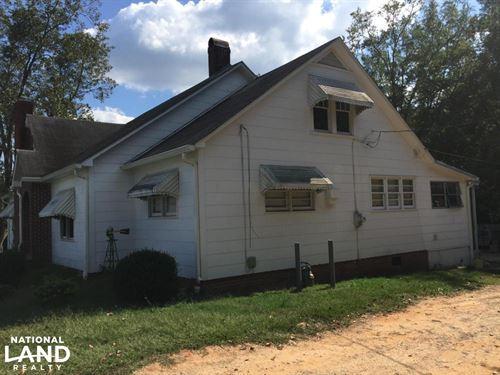 Two Homes 64Ac Hwy 27 Carrollton : Carrollton : Carroll County : Georgia