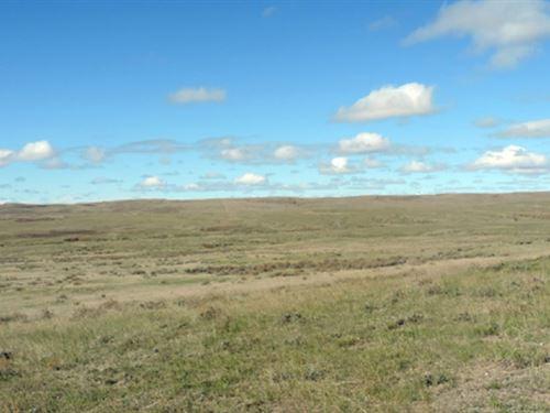 Pure Rosebud County Pasture : Rock Springs : Rosebud County : Montana