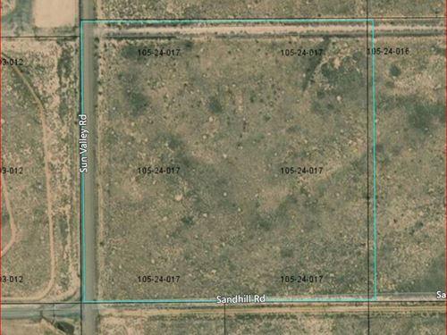 Navajo County 10 Acre Ranchette : Holbrook : Navajo County : Arizona