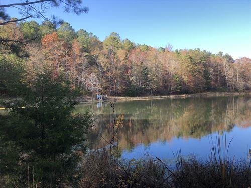 Sealed Bid Land Sale Jasper County : Shady Dale : Jasper County : Georgia