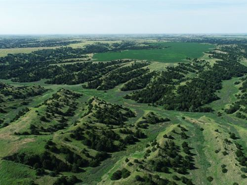 Mulie Canyon Ranch : Maywood : Frontier County : Nebraska