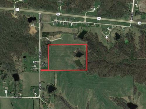 Monroe County Recreational Property : Albia : Monroe County : Iowa