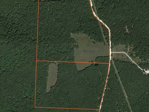 Well Laid Out 70 Acre Recreation : Climax Springs : Camden County : Missouri