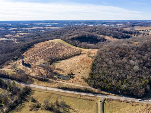 Gorgeous 85 Acre Farm Located : Columbia : Maury County : Tennessee