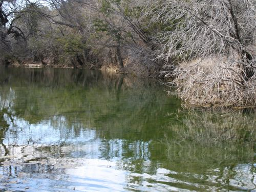 229 Acre Ranch With Creek and Pond : Strawn : Palo Pinto County : Texas