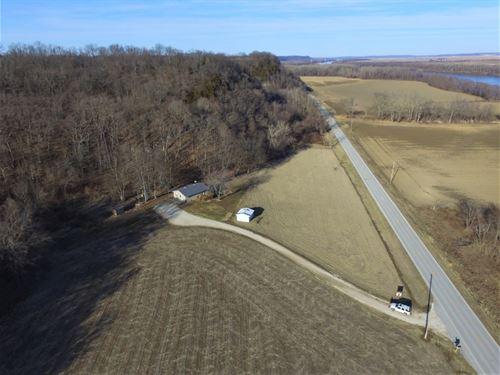 Illinois River Getaway : Pearl : Pike County : Illinois