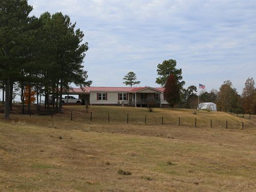 Beautiful Chilton Co, Mini Farm : Clanton : Chilton County : Alabama