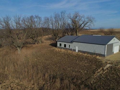 Legendary Hunting Camp Iowa County : Avoca : Iowa County : Wisconsin