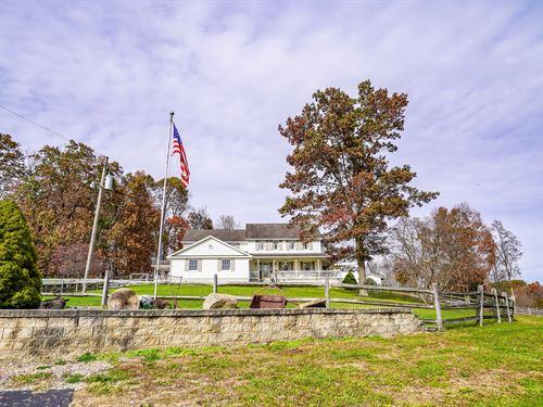 Marietta Rd, 65 Acres : Bremen : Fairfield County : Ohio