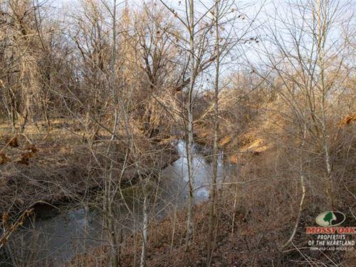 11 Acres in Coyville, KS : Coyville : Wilson County : Kansas