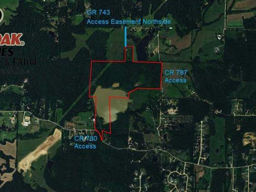 105 Acres Craighead County : Jonesboro : Craighead County : Arkansas
