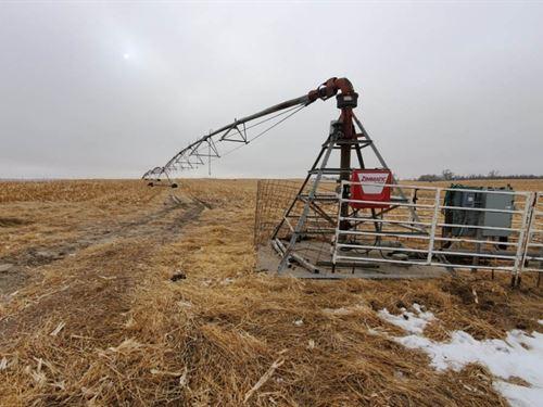 Sw Logan County Pivot : Stapleton : Logan County : Nebraska