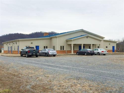 Wooden Property, Thaxton, VA : Thaxton : Bedford County : Virginia