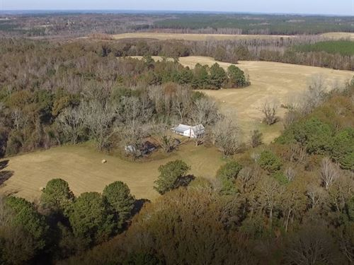 750 Ac Farm in Barbour County : Ariton : Barbour County : Alabama