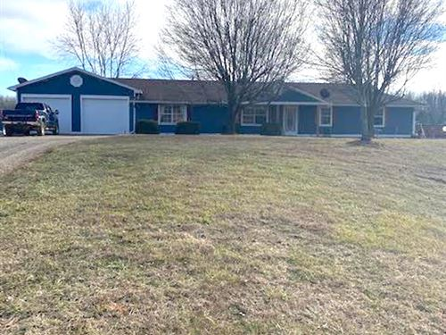 Home For Sale in Thayer, MO : Thayer : Oregon County : Missouri