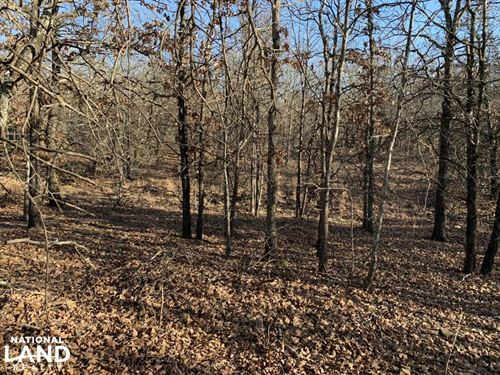 Secluded Hunt, Rec, or Build : Haskell : Okmulgee County : Oklahoma