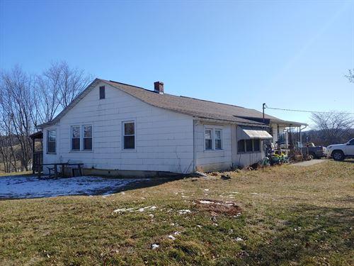 Country Home Farmland Riner, VA : Riner : Montgomery County : Virginia