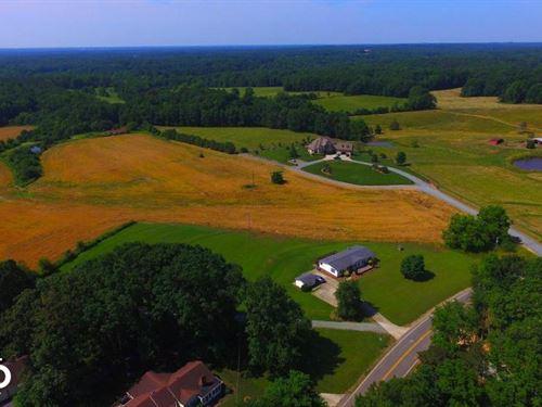 Midland Area Residential Land : Midland : Cabarrus County : North Carolina