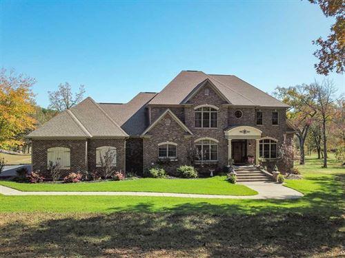Custom Built Home For Sale on 58 : Williamsville : Butler County : Missouri