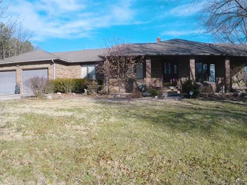 703 Acre Farm On The Gasconade Riv : Falcon : Laclede County : Missouri