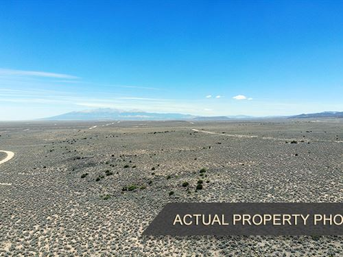 12.91 Acres For Sale in San Luis CO : San Luis : Costilla County : Colorado