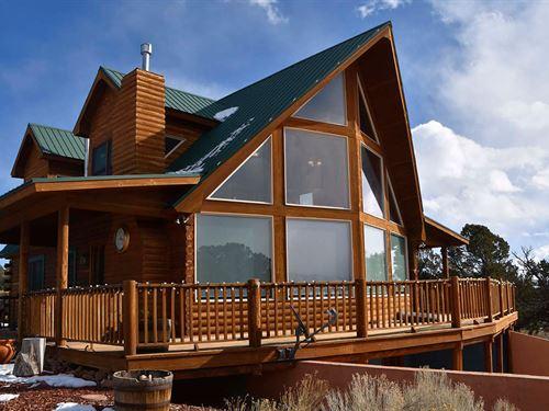 Mountain Views 3Bed,2.5 Ba : Westcliffe : Custer County : Colorado