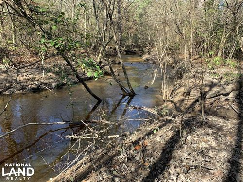 Buckatunna Creek Hunting And Timber : Enterprise : Clarke County : Mississippi