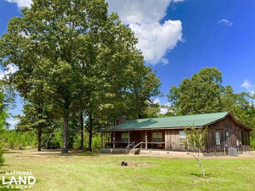 Smith Lake Road Camp And Weekend Re : Uriah : Monroe County : Alabama