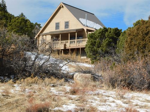 Private, Peaceful & Quiet : Cotopaxi : Fremont County : Colorado