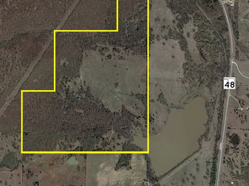 Pontotoc County, OK Land Auction : Allen : Pontotoc County : Oklahoma