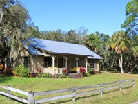 Lazy Y Cross Ranch : Arcadia : DeSoto County : Florida