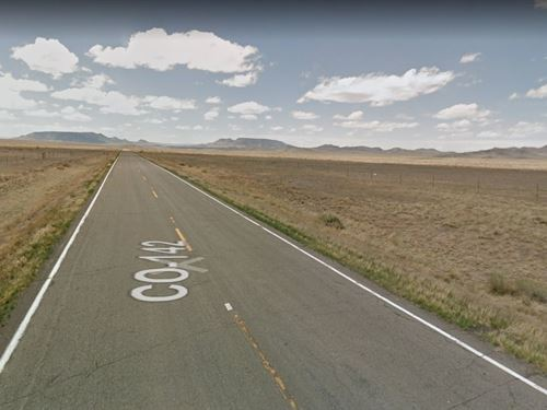 3 Lots, 5 Acre Each Great Potential : San Acacio : Costilla County : Colorado