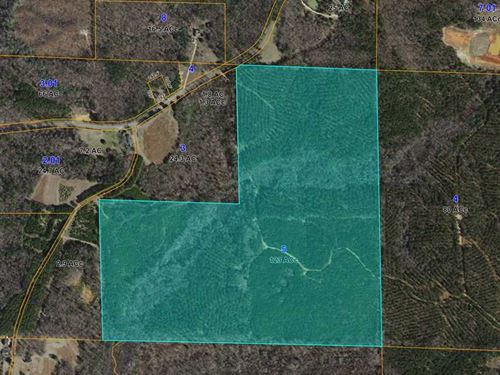 Monroe County MS Timber Tract : Aberdeen : Monroe County : Mississippi