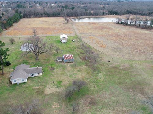 Short Home and Land : Powderly : Lamar County : Texas