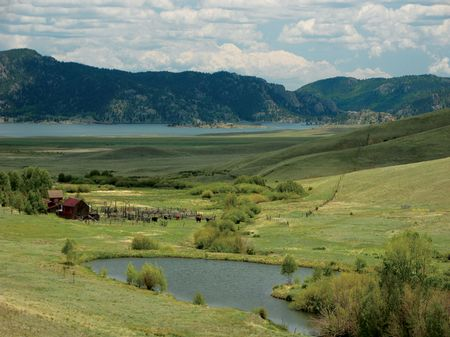 Pikes Peak Sporting Retreat : Lake George : Park County : Colorado
