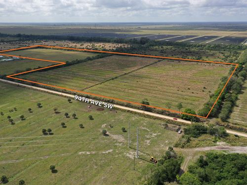 94th Ave 67 Acre Farm : Vero Beach : Indian River County : Florida