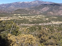 Well Priced Lot Pine Ridge Ranch : Howard : Fremont County : Colorado