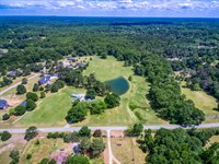 Brick Ranch on 24+ Acres with Lake : Loganville : Walton County : Georgia