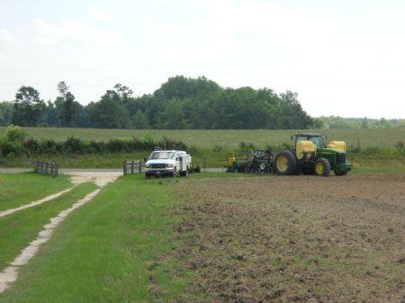 53+ Acre Farm : Millen : Jenkins County : Georgia