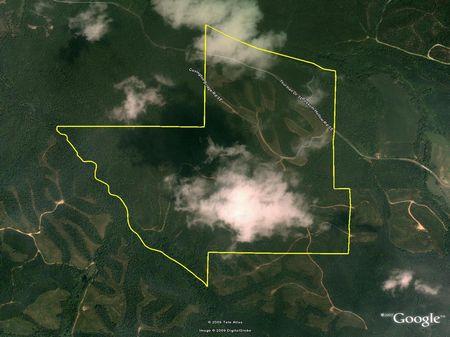 340 Ac Lick Salacoa Creek - R84505 : Ranger : Gordon County : Georgia