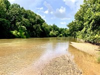 410 Acres on The Cahaba River : Marion Junction : Perry County : Alabama