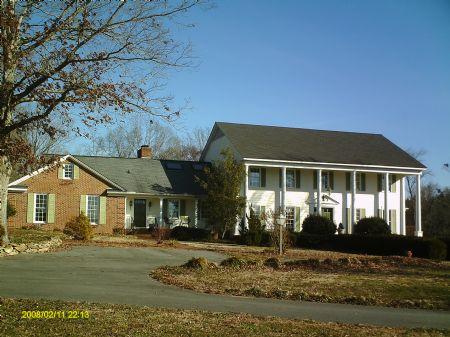 Country Estate : Bear Creek : Chatham County : North Carolina
