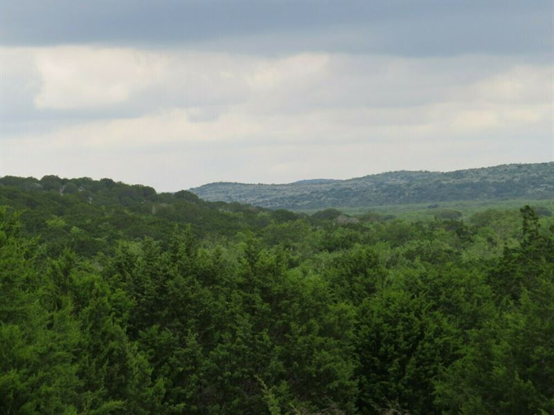 Newby Hills, Lot 17 : Rocksprings : Edwards County : Texas